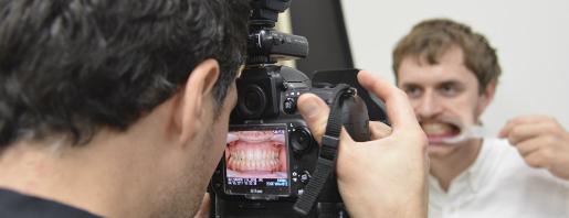 Fotografía en la Odontología y odontólogos